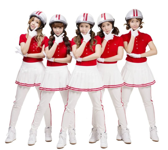kpopダンス【クレヨンポップ】