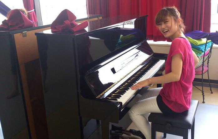 ピアノバレエ