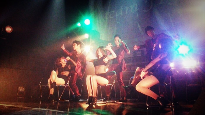 kpopダンス