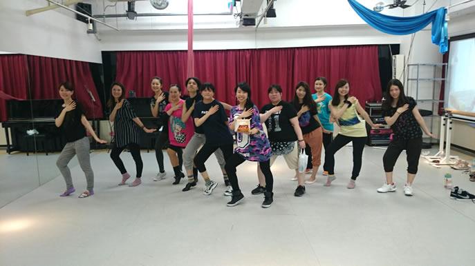 kpopダンススタジオ